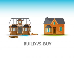 Build vs. Buy, what's the answer?