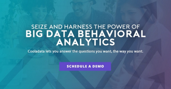 Seize and harness the power of big data behavioral analytics