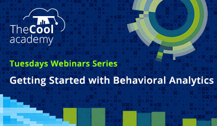 Webinar Behavioral Analytics