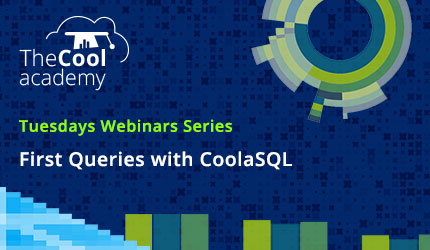 First queries with CoolaSQL