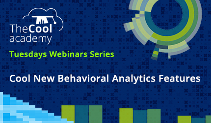 CoolaData Academy New Behavioral Analytics Features
