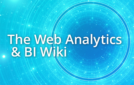Web Analytics and BI Wiki