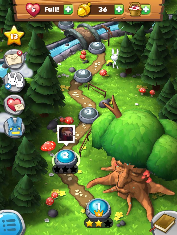 Forest Home Great Interface