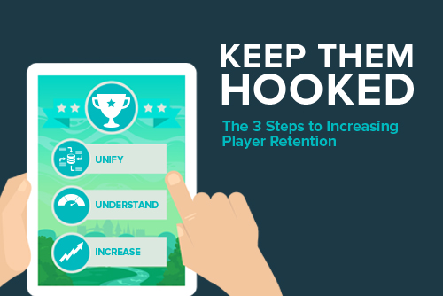 Keep them hooked the 3 steps to increasing player retention