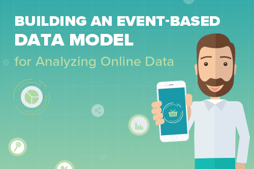 Building an Event-Based Data Model for Analyzing Online Data